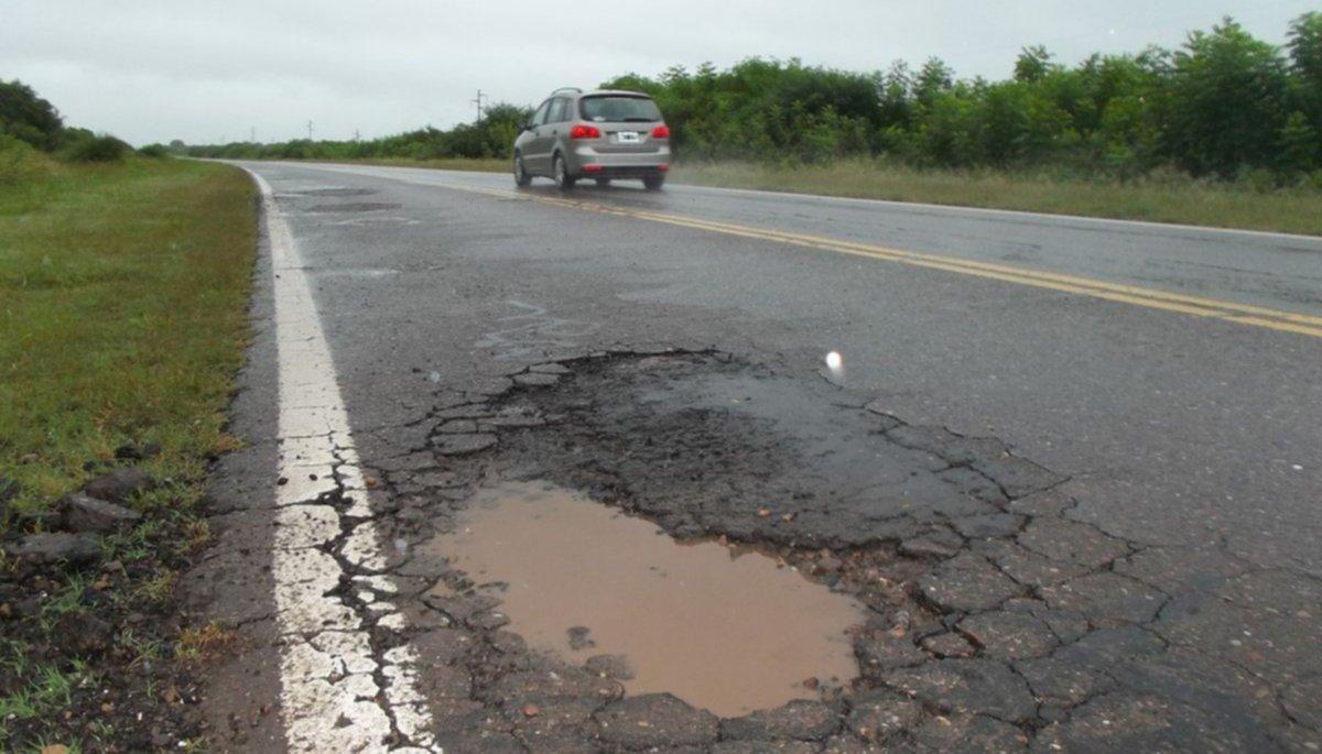 Pocos fondos para convertir a la 16 en autopista