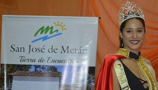 Por primera vez eligen a la Reina Provincial de la Miel