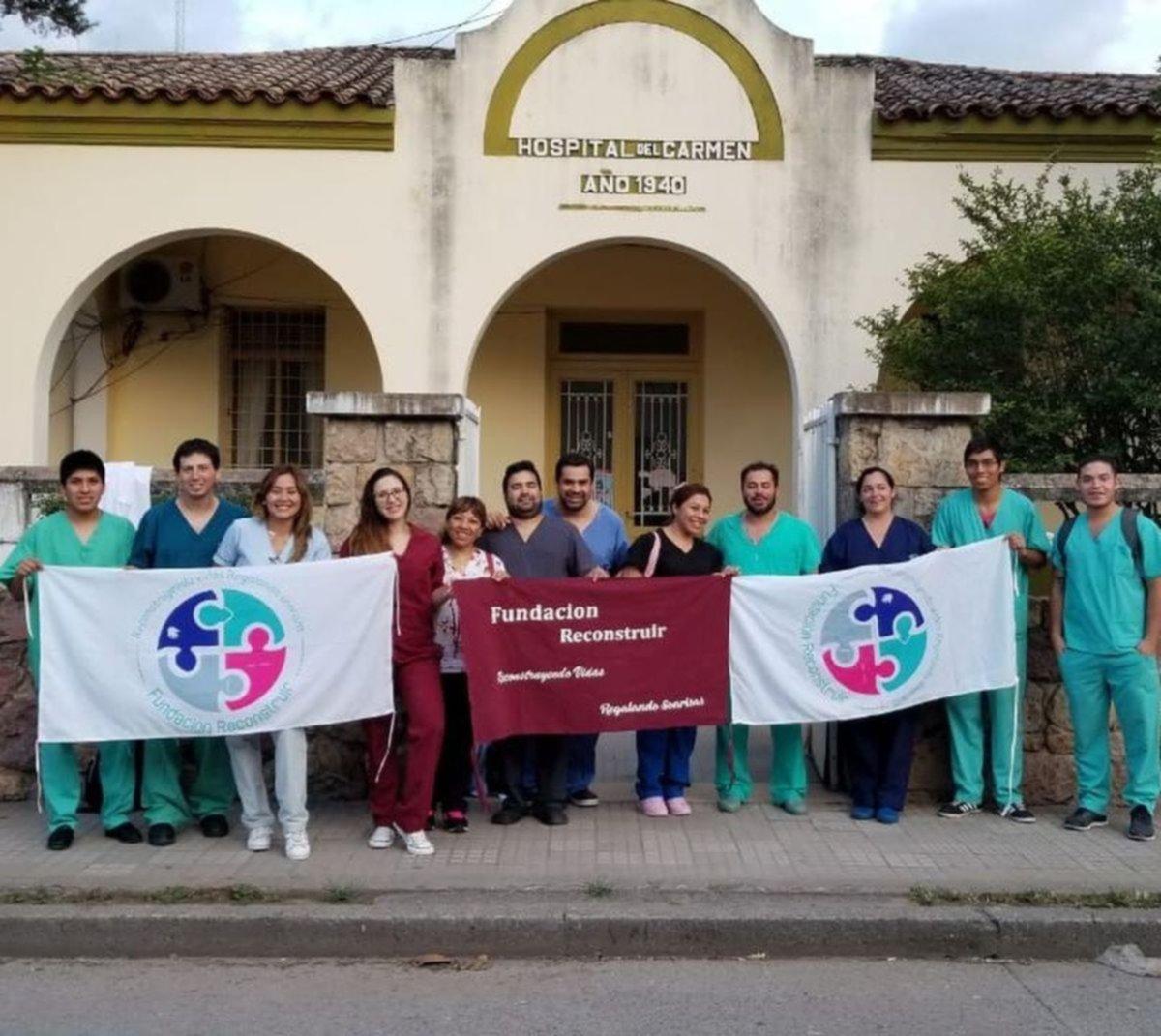 Realizaron 43 cirugías reconstructivas gratuitas
