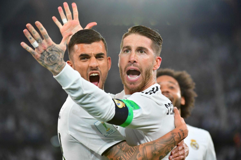 Real Madrid 4 1 Getafe Merengues Vencieron Con Goles De: Real Madrid Es Nuevamente Campeón En El Mundial De Clubes
