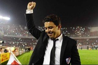 D'Onofrio aseguró que Gallardo cumplirá su contrato en River