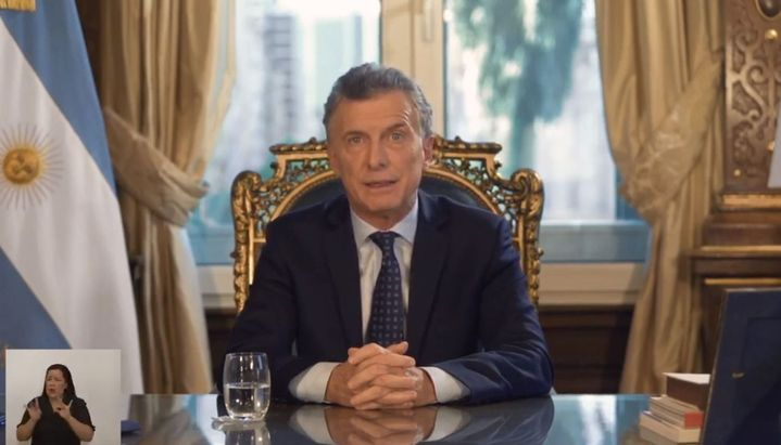"""Macri culpó a las PASO por la crisis y dijo que el precio del dólar que deja """"es razonable"""""""