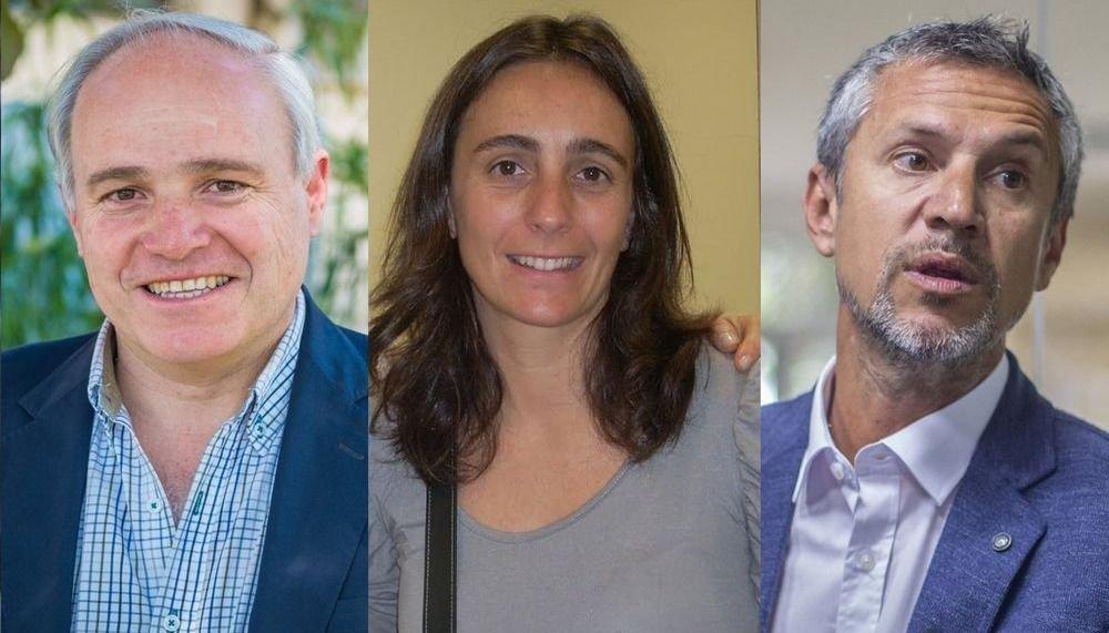 Cánepa, Medrano y Peña, tres ministros confirmados