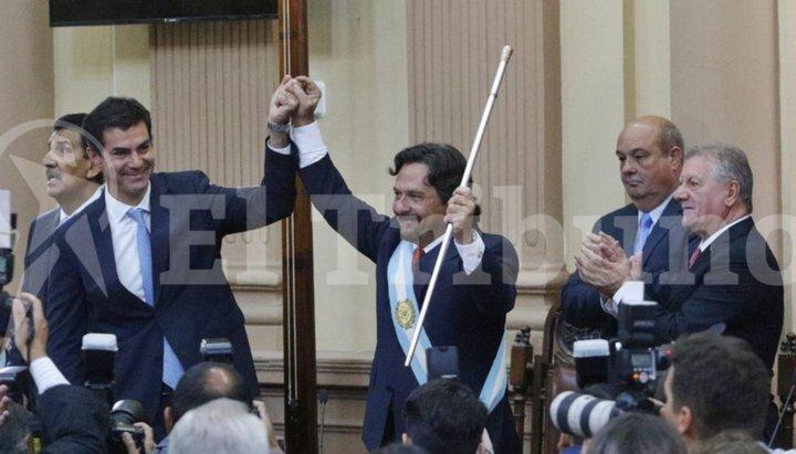 """Gustavo Sáenz: """" La lucha contra la pobreza será mi prioridad"""""""
