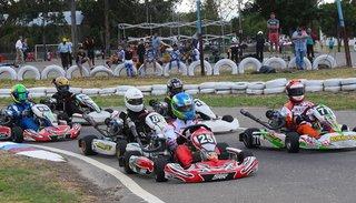 Cierre de campeones para el karting en Campo Santo
