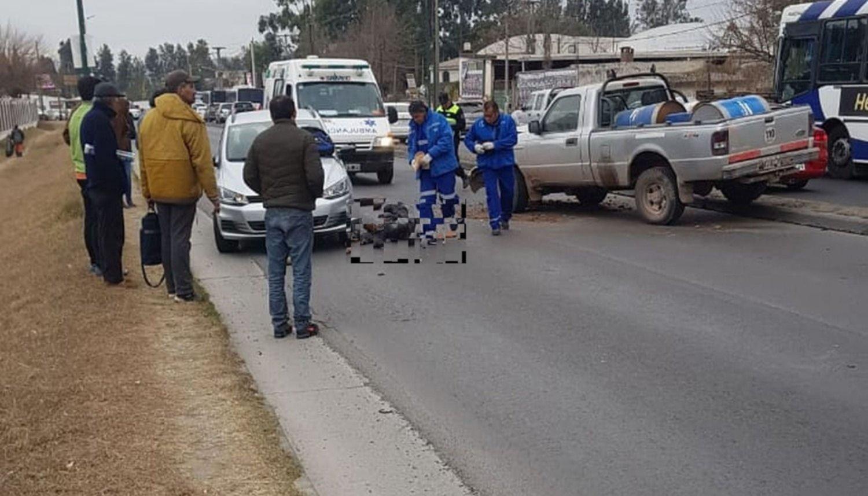 Resultado de imagen para Irá a juicio el conductor que causó un terrible accidente vial a metros de diario El Tribuno
