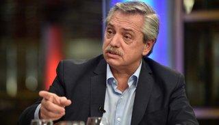 Alberto Fernández cuestionó las ganancias de los súper y pidió que absorban parte del IVA de la canasta básica