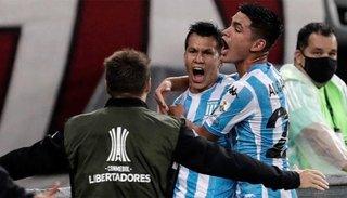 Racing eliminó al Flamengo en los penales y pasó a cuartos de la Libertadores