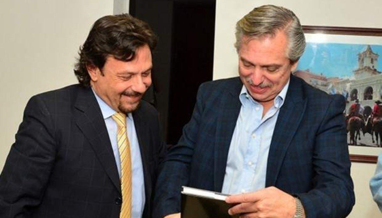 Pacto Fiscal: El gobernador Sáenz fue convocado por el presidente para el viernes