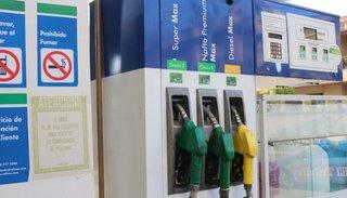 Hoy volvieron a subir los precios de las naftas