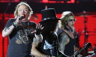 ¿Se viene el nuevo disco de Guns N' Roses?