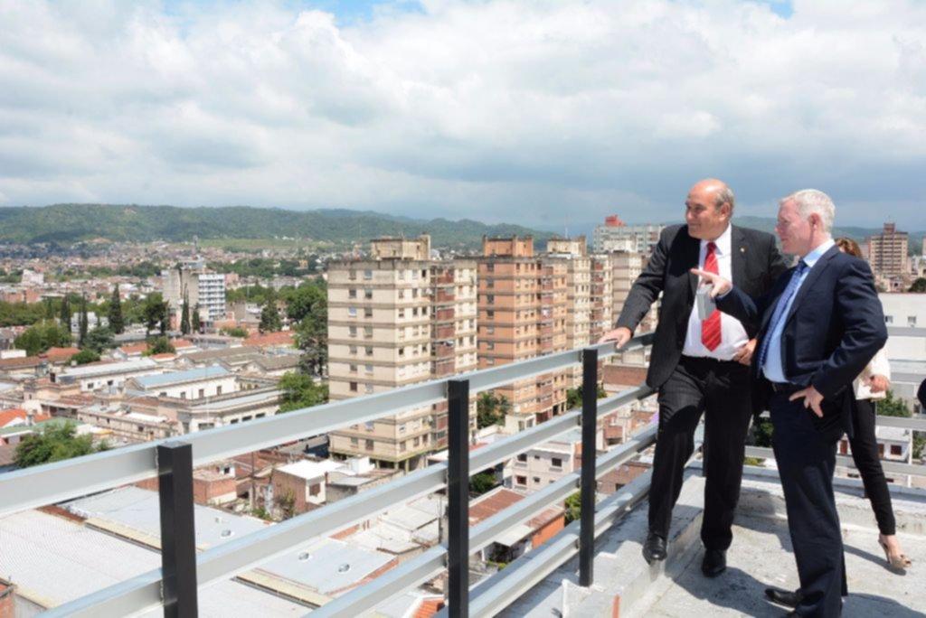 Cónsul General de Estados Unidos de visitó El Tribuno de Jujuy